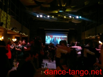 Milonga Me gusta with Cachivache band @Moscow_1