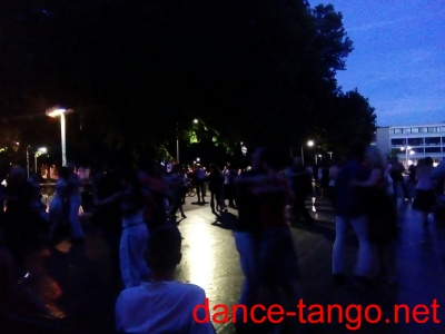 Open Air Milonga - Karlskirche @ Vienna_9