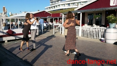 Open Air Milonga at the beach @ Amsterdam_3