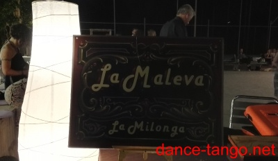 Open Air Milonga La Maleva @ Rome_1