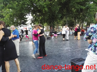Open Air Milonga - Karlskirche @ Vienna_4