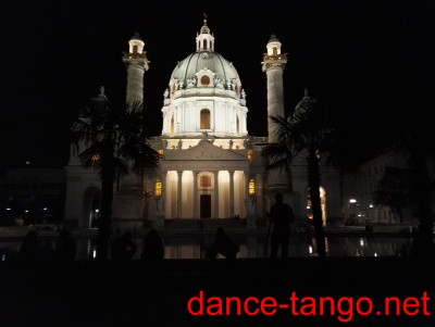 Open Air Milonga - Karlskirche @ Vienna_5