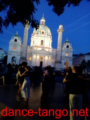 Open Air Milonga - Karlskirche @ Vienna_7