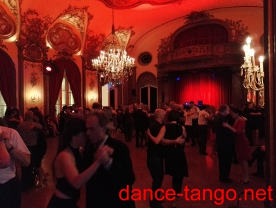 Milonga in the Silbersaal@Munich _1