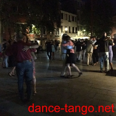 Open Air Milonga in Campo San Giacomo @ Venice_1